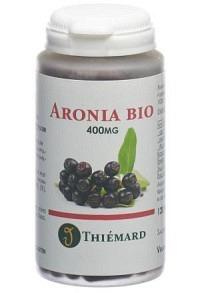 ARONIA Thiémard Kaps 400 mg Bio 120 Stk
