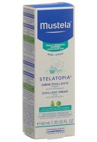 MUSTELA Stelatopia Weichmachende Creme Gesi 40 ml