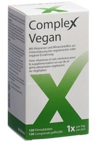 COMPLEX Vegan Filmtabl Ds 120 Stk