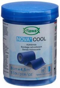 FLAWA NOVA COOL Kühlbandage 8cmx4.5m