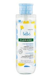 KLORANE BEBE Mizellen-Reinigungsloti o Absp 500 ml