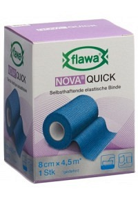 FLAWA NOVA Quick kohä Reissbin 8cmx4.5m bl