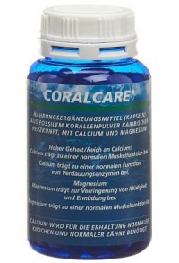 CORALCARE Calcium-Magnesium Kaps 1000 mg 120 Stk