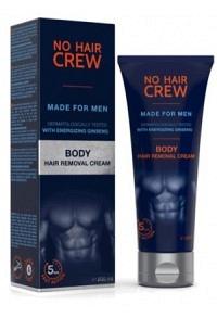 NO HAIR CREW Körper-Enthaarungscreme Männer 200 ml