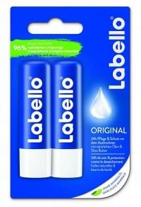 LABELLO Original DUO (neu) 2 x 5.5 ml