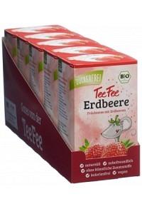 TEEFEE Früchtetee Erdbeere 5 x 20 Stk