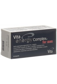 VITA energy complex for men Kaps 90 Stk