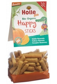 HOLLE Happy Sticks Kürbis mit Rosmarin Btl 100 g