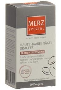 MERZ SPEZIAL Haut Haare Nägel Drag 60 Stk