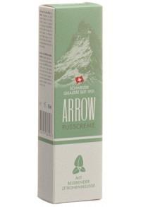 ARROW Fusscreme belebend Zitronenmelisse Tb 65 ml