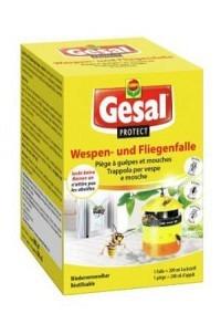 GESAL PROTECT Wespen- und Fliegenfalle (Achtung! Versand nur INNERHALB der SCHWEIZ möglich!)