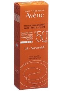 AVENE Sonnenmilch SPF50+ 100 ml