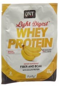 QNT Light Digest Whey Protein Banana 40 g