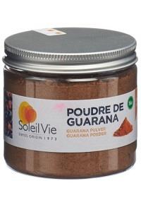SOLEIL VIE Guarana Pulver Bio Ds 120 g