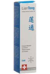 LIANTONG Chinese Herbal Emulsion Gel Cold 75 ml