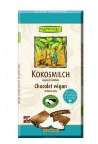 RAPUNZEL Schokolade Kokosmilch 80 g