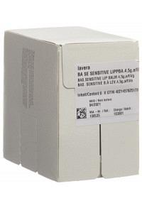 LAVERA Lippenbalsam Basis sensitiv 6 x 4.5 g