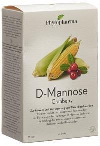 PHYTOPHARMA D-Mannose Cranberry Stick 30 Stk