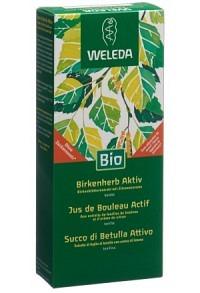 WELEDA Birkenherb Aktiv Saft Fl 250 ml