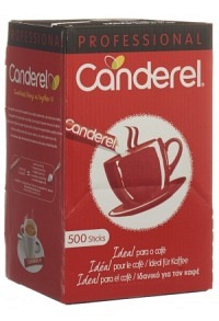 CANDEREL Red Stick's 500 Stk