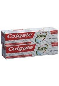 COLGATE Total ORIGINAL Zahnpasta Duo 2 x 100 ml