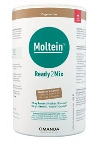 MOLTEIN Ready2Mix Cappuccino Ds 400 g