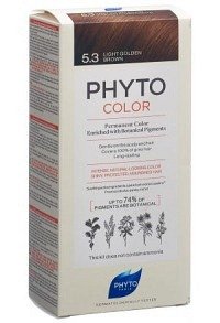PHYTO Phytocolor 5 3 Chat Cl D