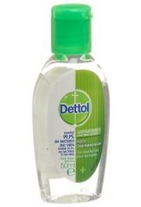 DETTOL Hand Desinfektions Gel antibakteriell 50 ml