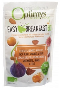 OPTIMYS Easy Breakfast Andenb Mand Feige Bio 350 g