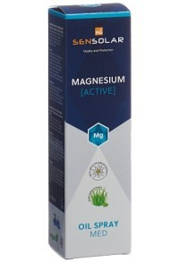 SENSOLAR Magnesium Active Oil Spray MED 100 ml