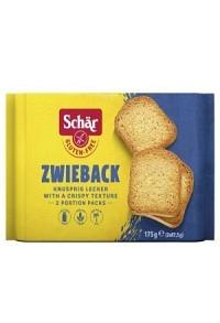 SCHÄR Zwieback glutenfrei 175 g
