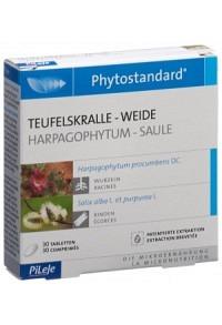 PHYTOSTANDARD Teufelskralle-Weide Tabl 30 Stk