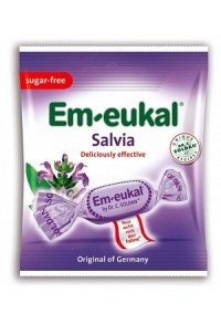 SOLDAN EM-EUKAL Salvia zuckerfrei Btl 50 g