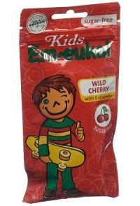 SOLDAN EM-EUKAL Kids Wildkirsche zuckerfrei 75 g