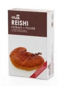 HAWLIK Reishi Extrakt + Pulver Kaps 60 Stk