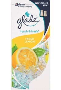 GLADE Touch&Fresh Minispr NF Fresh Lemon 10 ml
