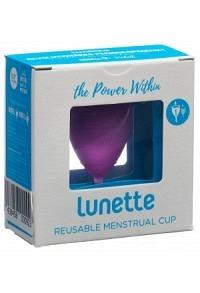 LUNETTE Menstruationstasse Gr1 lila