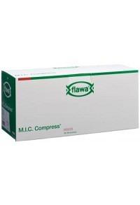 FLAWA MIC Kompressen 7.5x10cm steril 100 Stk