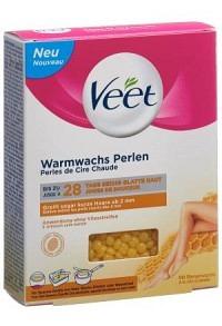 VEET Warmwachs Perlen 230 g