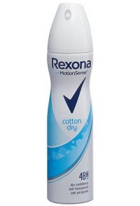 REXONA Deo Aerosol Cotton Dry 150 ml