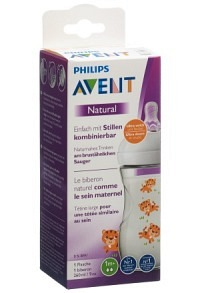 AVENT PHILIPS Naturnah Flasche 260ml Tiger