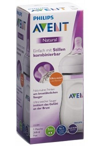 AVENT PHILIPS Naturnah Flasche 260ml PP
