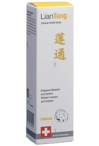 LIANTONG Chinese Herbal Intense Spr 100 ml