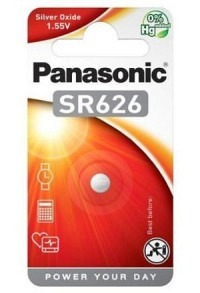 PANASONIC Batterien SR626/V377/SR66