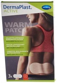 DERMAPLAST Active Warm Patch large 3 Stk
