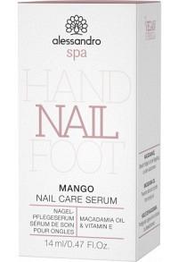 ALESSAN NAIL SPA Mango Nail Care Serum 14 ml