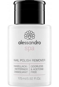 ALESSAN NAIL SPA Nail Polish Remover 175 ml