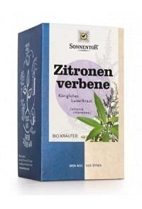 SONNENTOR Zitronenverbene Tee Btl 18 Stk
