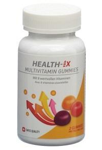 HEALTH-IX Multivitamin Gummies Ds 60 Stk