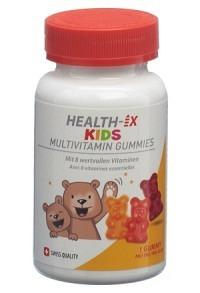 HEALTH-IX Multivitamin KIDS Gummies Ds 60 Stk